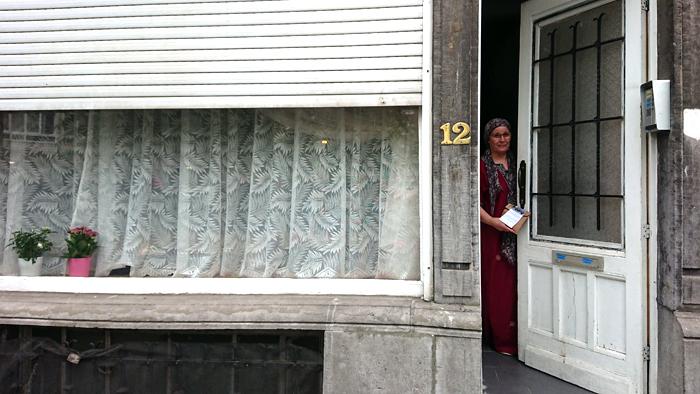Place de Houffalize, 12   Mme Alaoui