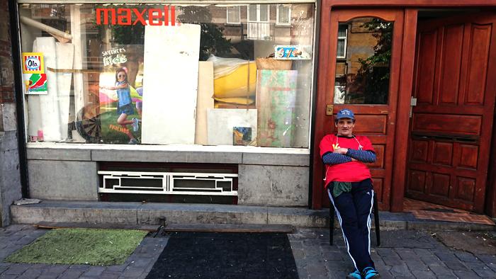 Rue Bergé, 3   Tony Montana