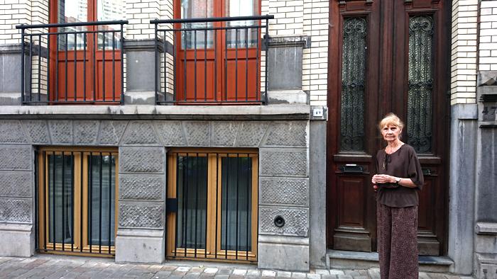 Rue Bergé, 49   Mme Dissy