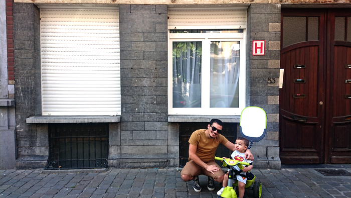 Rue Brand, 53   Soufiane et Imran