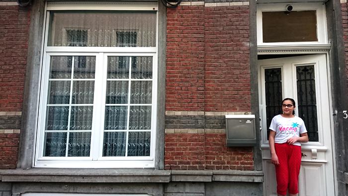 Rue creuse, 3   Inès