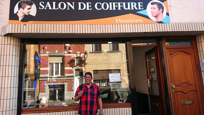 Rue des ailes, 29   Mimoun, le coiffeur