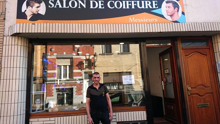 Rue des ailes, 29   Mohammed, le coiffeur