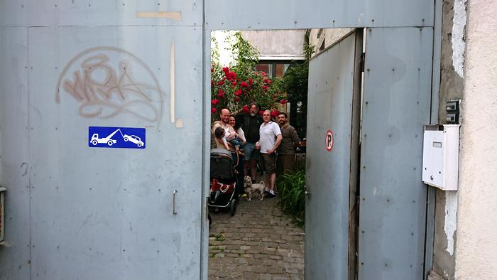 Rue Vogler, 28   Jean-Louis et ses amis